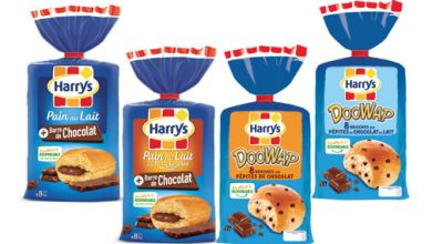 Photo de Harrys accompagne tous les gourmands à l'heure du goûter !