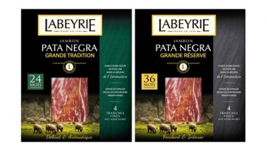 Photo de LABEYRIE dévoile l'art du Pata Negra