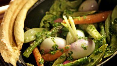 Photo de Petits légumes de printemps en cocotte
