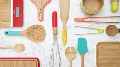 Photo de Envie de cuisiner ? Voici de nouveaux ustensiles Pebbly en bambou, pratiques et colorées !