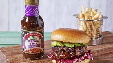 Photo de Hamburger gourmet aux oignons