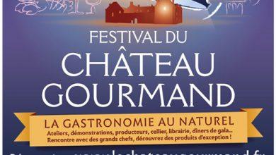 Photo de 3ème Édition du Festival du Château Gourmand les 27, 28 et 29 octobre 2017