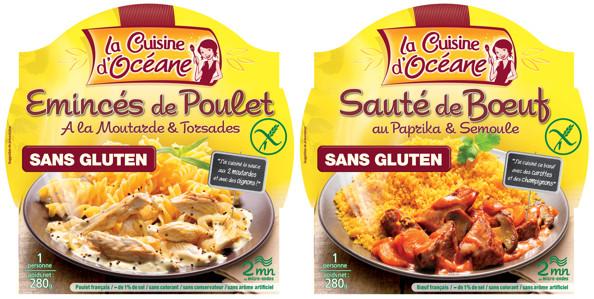 Plats pr par s sans gluten et v g tarien la cuisine d - Plats cuisines sans gluten ...