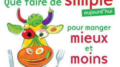 Photo de «Que faire de simple aujourd'hui pour manger mieux et moins de viande» par Arnold & Annabelle aux Éditions Chronoprint