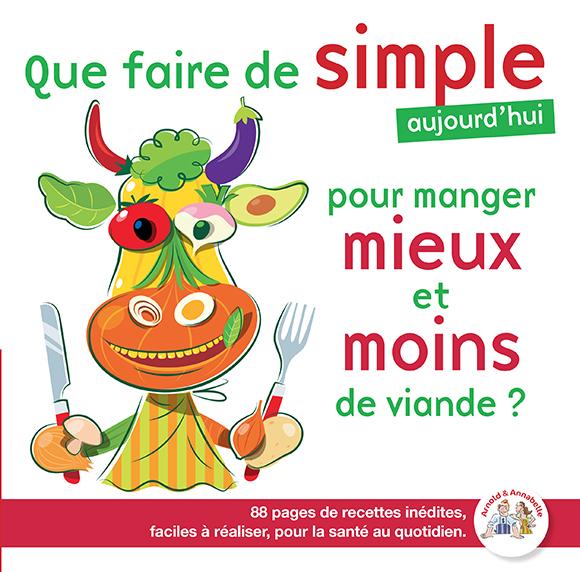 Que faire de simple aujourd 39 hui pour manger mieux et moins de viande par arnold annabelle - Jeux pour faire a manger ...