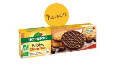 Photo de Sablés Choco Noir, la recette authentique et bio de Bonneterre