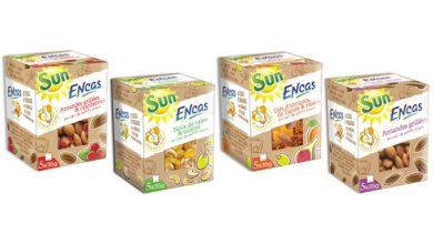 Photo de La 1ère bonne résolution de la rentrée : Penser à glisser SUN ENCAS, un goûter sain et savoureux, dans les cartables des enfants !