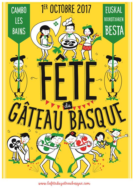 15 me f te du g teau basque cambo les bains le dimanche - Office du tourisme de cambo les bains ...