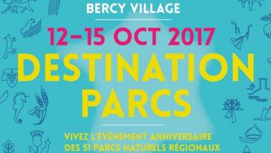 Photo de Destination Parcs arrive à Paris du 12 au 15 octobre 2017