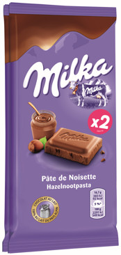 milka p te de noisette d barque pour un go ter culte revisit a vos assiettes recettes de. Black Bedroom Furniture Sets. Home Design Ideas