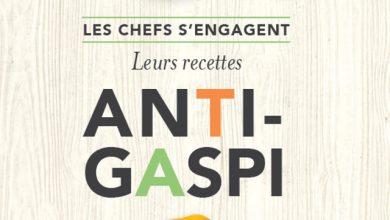 """Photo de 30 Chefs s'engagent """"Leurs recettes anti-gaspi"""" aux Éditions Scrineo"""