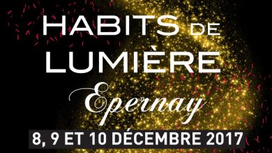 """Photo de Évènement """"Habits de Lumière"""" du 8 au 10 décembre 2017 à Épernay"""