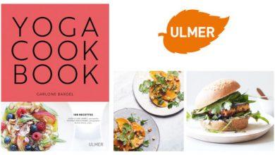 """Photo de """"Yoga Cookbook"""" par Garlone Bardel aux Éditions Ulmer"""