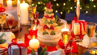 Photo de Un sapin de Noël tout en fromage by Tentation Fromage !