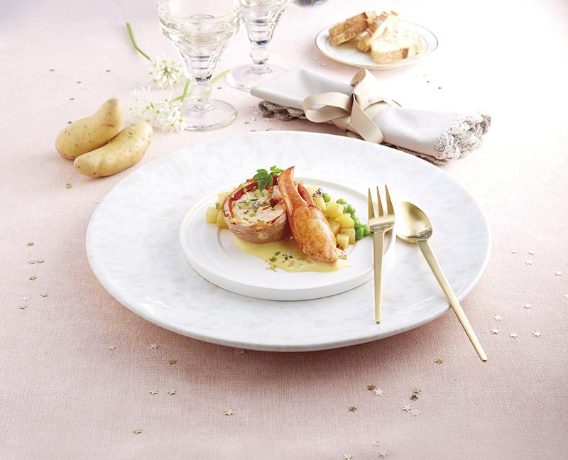 tournedos de homard et sa bisque de ratte du touquet a vos assiettes recettes de cuisine. Black Bedroom Furniture Sets. Home Design Ideas