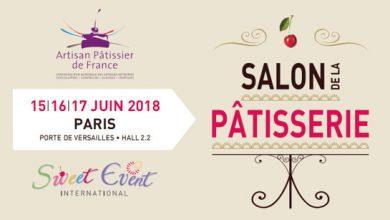 """Photo de Le plus grand """"Salon de la Pâtisserie"""" ouvrira ses portes à Paris, du 15 au 17 juin 2018"""
