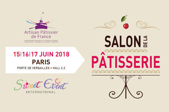 Le plus grand salon de la p tisserie ouvrira ses portes for Entree gratuite salon agriculture