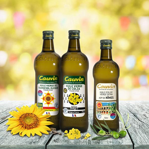 huile colza tournesol