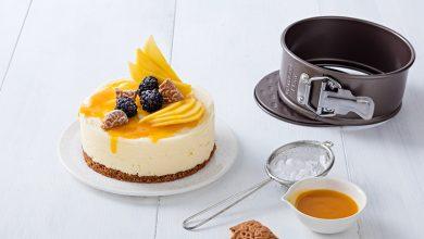 Photo de Cheesecake à la mangue