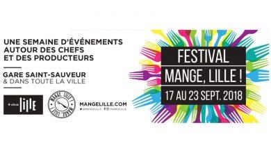 Photo de Mange, Lille ! Le Festival culinaire locavore du 17 au 23 septembre 2018
