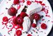 Pavlova framboise des Jardins IDA & chocolat