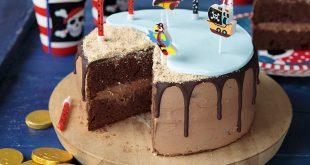 Gâteau Pirates au chocolat