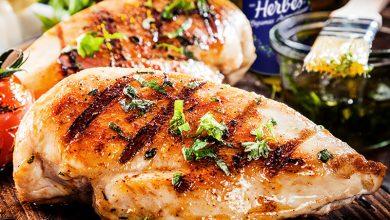 Photo de Escalopes de poulet au gingembre
