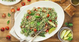 Taboulé à la libanaise Vegan