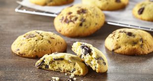 Cookies sans gluten au Mélange Fécules & Farines Sans Gluten Tipiak