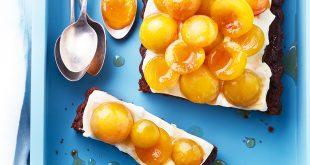 Tarte cheesecake aux Mirabelles de Lorraine