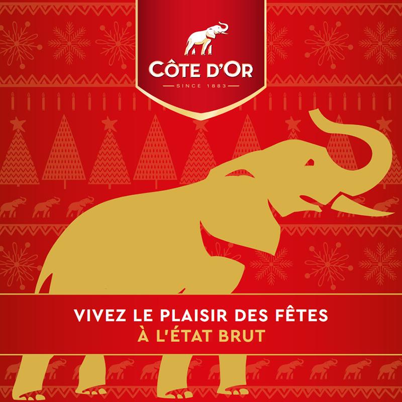 Calendrier D Avent.Cote D Or Lance Son Premier Calendrier De L Avent Pour