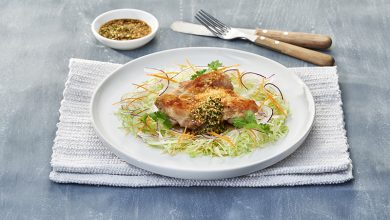 Photo de Cuisse de poulet sauce Ponzu au gingembre