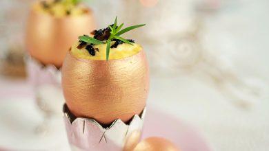 Photo de Brouillade d'œufs aux truffes