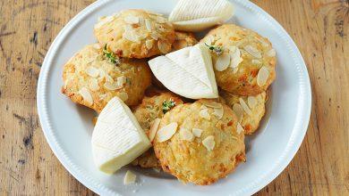 Photo de Cookies au Pérail Lou Pérac au thym et aux amandes