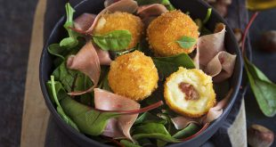 Cromesquis raclette au jambon cru Aoste