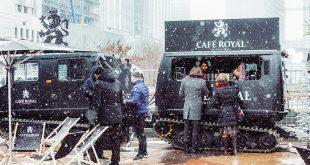 """Tournée d'hiver de """"Café Royal"""" du 31 janvier au 28 février 2019"""