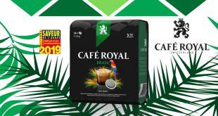 """Un voyage au cœur du Brésil avec """"BRASIL"""" de Café Royal"""