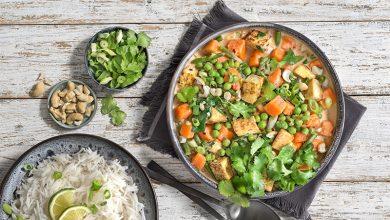 Photo de Curry vegan