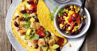 Tortilla mexicaine aux émincés nature soja Le bon Végétal®