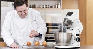 """Beko lance le robot pâtissier """"BekoChef®"""", testé et approuvé par le chef Philippe Conticini"""