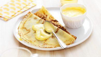 Photo de Crêpes sans gluten Tipiak crème au citron
