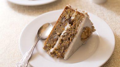 Photo de Layer cake à la carotte