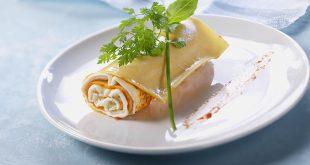 Cannelloni poivron doux & herbes fraîches