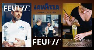 """Lavazza présente le 6ème Numéro de """"Feu Vif"""", toujours aussi inspiré et inspirant !"""