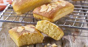 Financier « Healthy » façon gâteau au yaourt Tipiak (sans beurre)