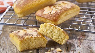 Photo de Financier « Healthy » façon gâteau au yaourt Tipiak (sans beurre)