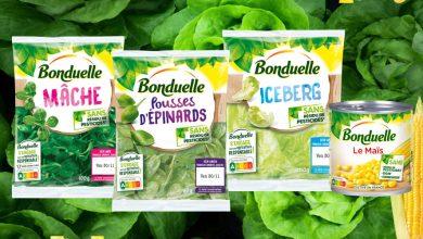 """Photo de Bonduelle s'engage et dévoile sa 1ère offre """"Sans Résidu de Pesticides""""…"""