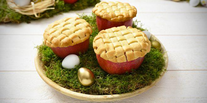 Les pommes aux spéculoos par Pink Lady®