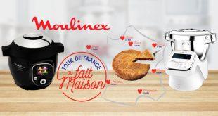 """Moulinex® met à l'honneur """"le Fait Maison"""" dans votre région"""