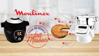 """Photo de Moulinex® met à l'honneur """"le Fait Maison"""" dans votre région"""
